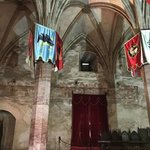 The Knights' Hall | Photo taken by Anne L