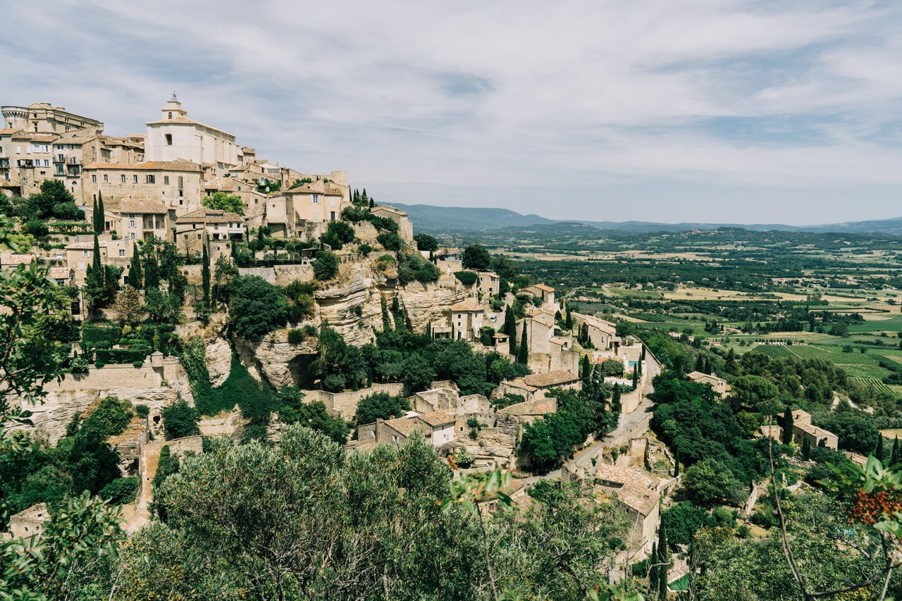 Gordes | Photo taken by Richard L