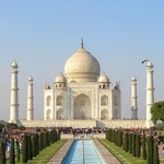 Taj Mahal | Photo taken by Ronnie B