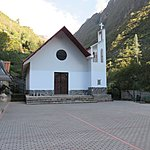 Church in the village | Photo taken by Kristin M