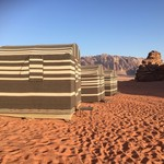 Wadi Rum Bedouin Camp | Photo taken by Lawrice S