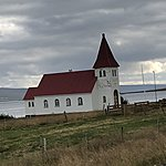 Vik Church | Photo taken by Laura D
