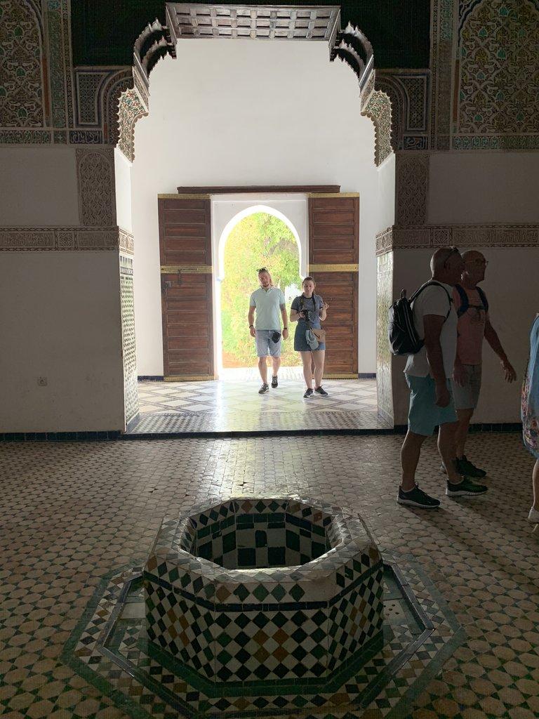 Marrakech: Bahia Palace | Photo taken by Rod K