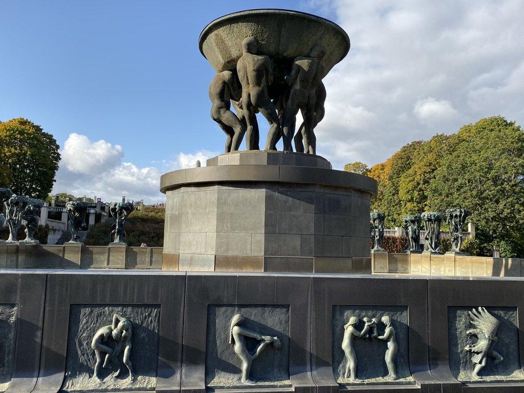 Sculpture Garden - Unbelievable  | Photo taken by Robin W
