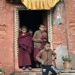 Kagbeni monastery  | Photo taken by Lisa D