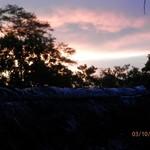 Amazing sunrise over the Napo river | Photo taken by Katrina H