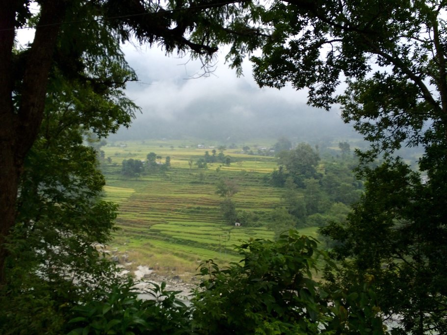 Near Arughat | Photo taken by Scott B