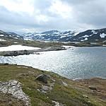 Walk towards Geiteryggehytte | Photo taken by Roberta R