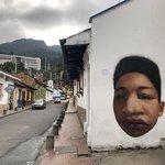 Bogota Street Art | Photo taken by Rachel B