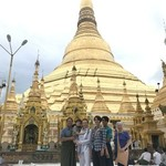 Shwedagon Temple | Photo taken by Rand M