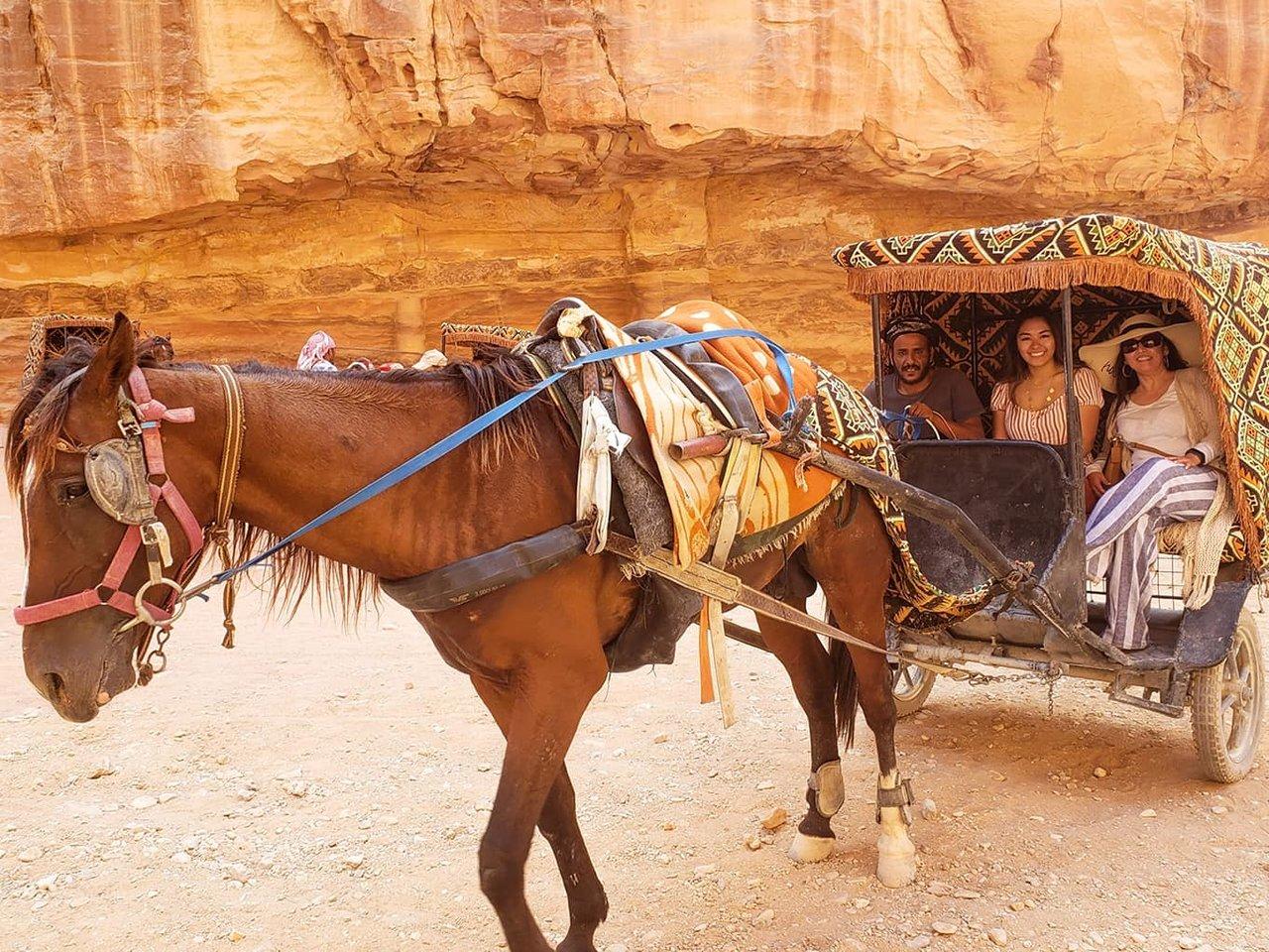 Petra | Photo taken by Janette M