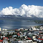 Reykjavik 1.08.2018 | Photo taken by Eneken M