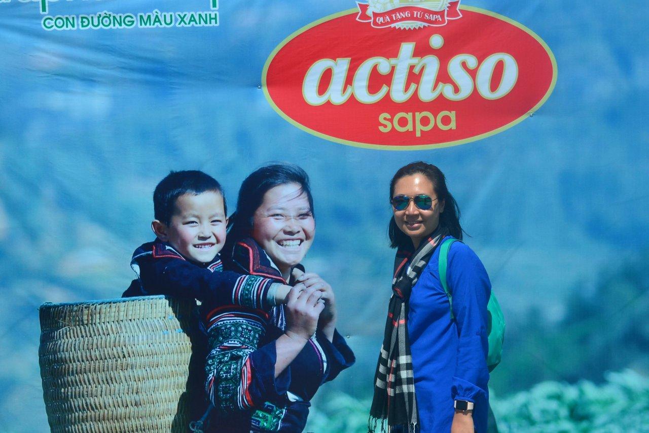 The beautiful Vietnam Advertisement  | Photo taken by Seng Aung S