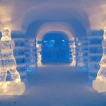 Sorrisniva Ice Hotel | Photo taken by Timothy H