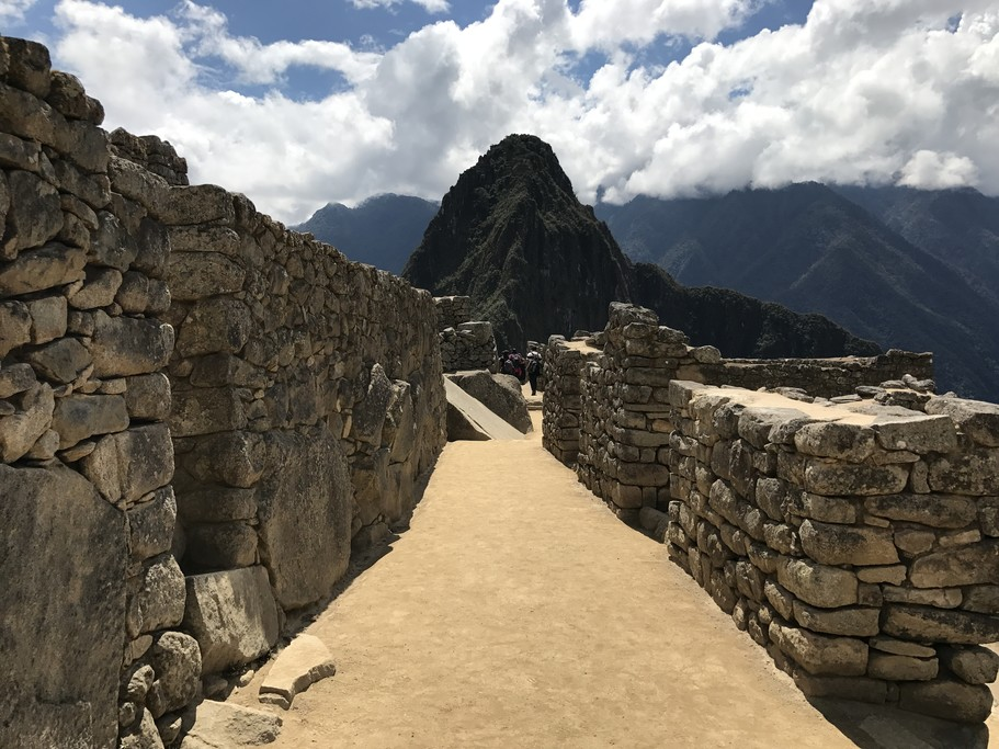 Macchu Picchu | Photo taken by Janice H