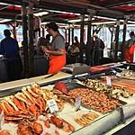 Street food in Bergen | Photo taken by Roberta R