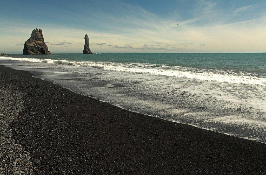 Sea Stacks | Photo taken by Amol L
