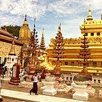 Shwezigon Temple | Photo taken by Rodney S