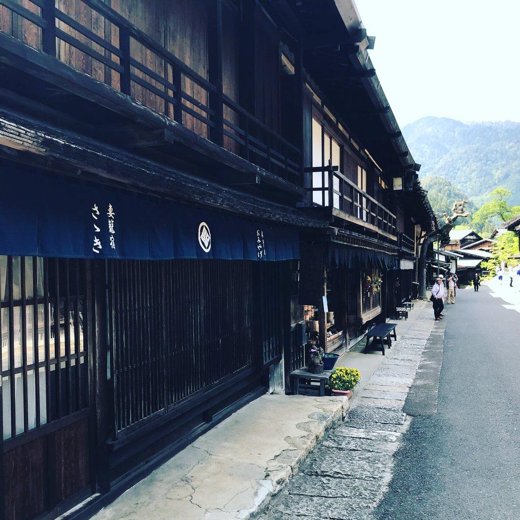 Tsumago    Photo taken by Pui san C