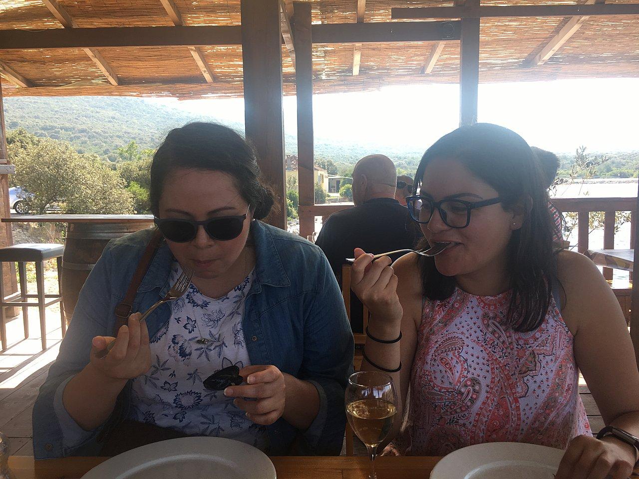 mussels! | Photo taken by Emilia S