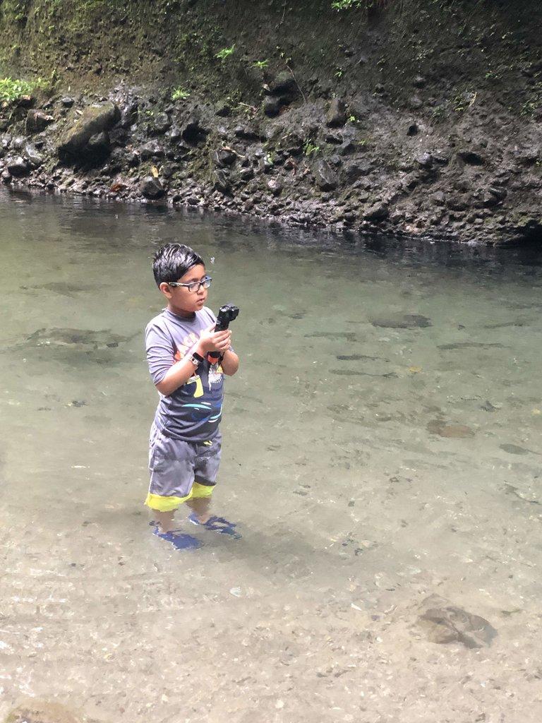 GoPro! | Photo taken by Nitin A