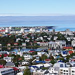Downtown Reykjavik | Photo taken by Dave L