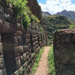 Among the ruins of Pisac | Photo taken by Charles M