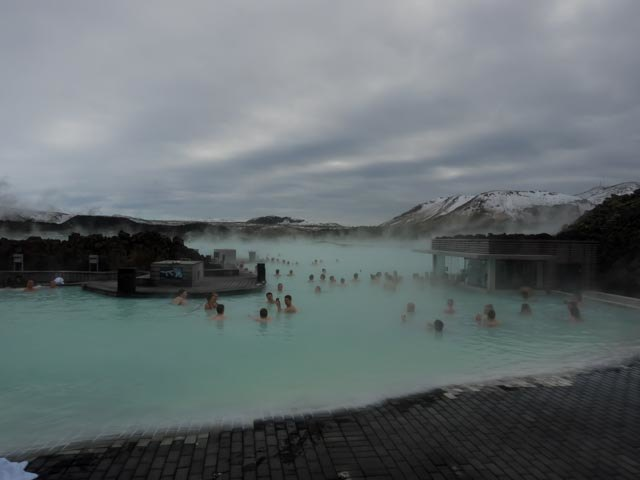 Blue Lagoon | Photo taken by Grace L