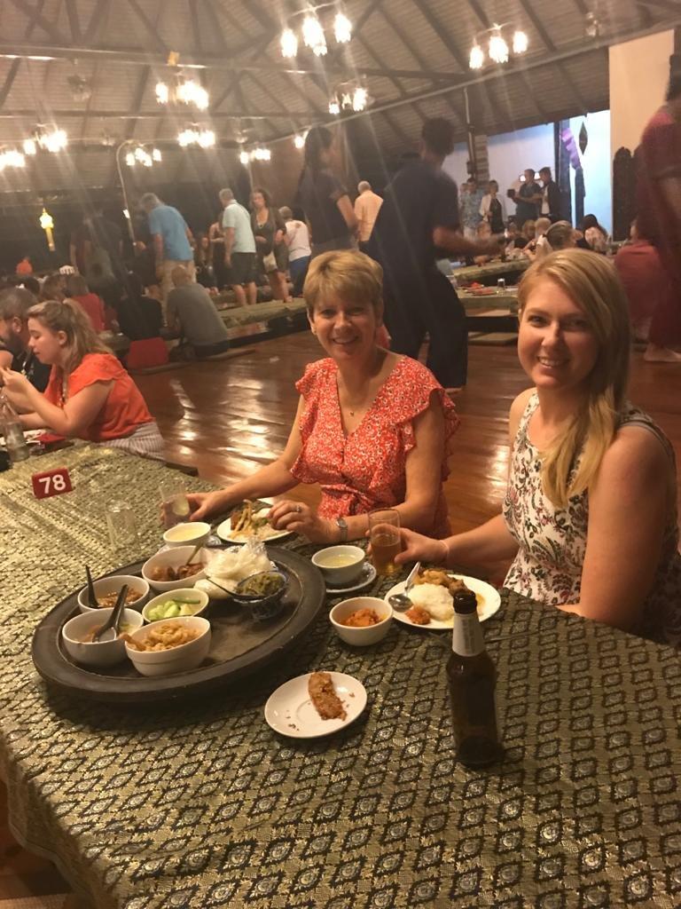 Khantoke Dinner | Photo taken by Deborah B