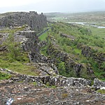 North Atlantic Ridge, North American Plate & the Eurasian Plate | Photo taken by Otto S