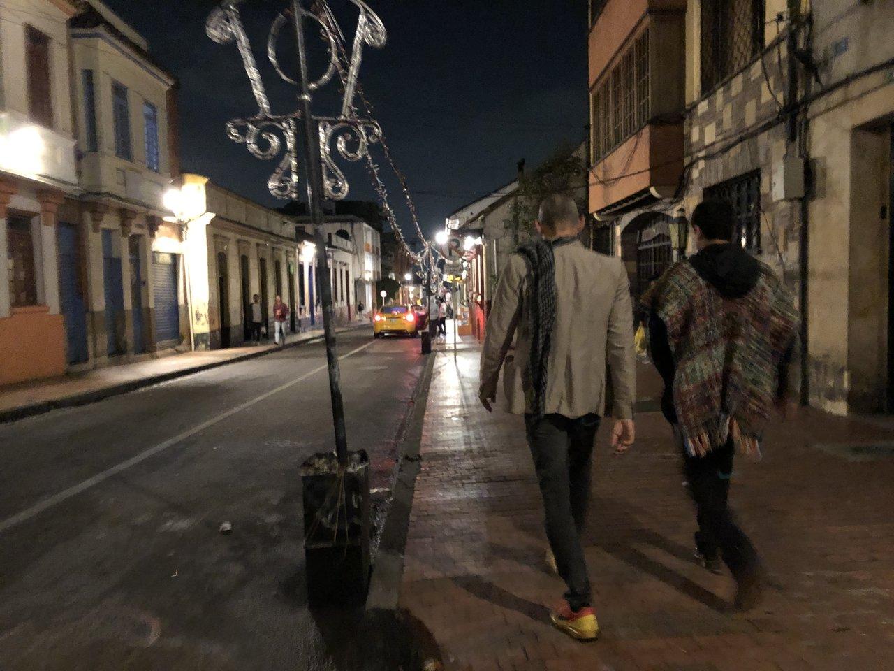 Goodbye Bogota | Photo taken by Rachel B