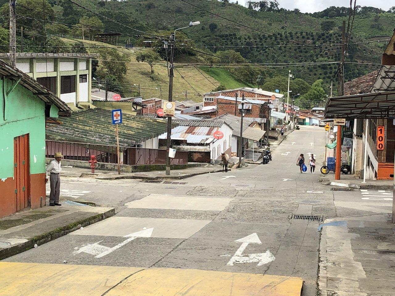 Cordoba, Quindio | Photo taken by Rachel B