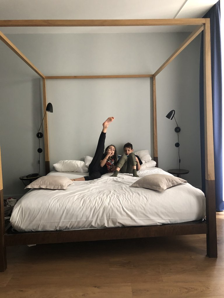 Silly Hotel | Photo taken by Claudia-Dee M