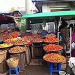 Markets in Pyin Oo Lwin | Photo taken by Rodney S
