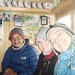 Trekking Mates    Photo taken by Karon C
