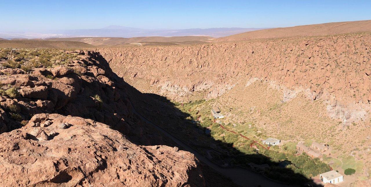 Puritama Hot Springs Atacama Desert  | Photo taken by Melody B
