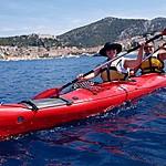 Sea Kayaking  | Photo taken by Jennifer F
