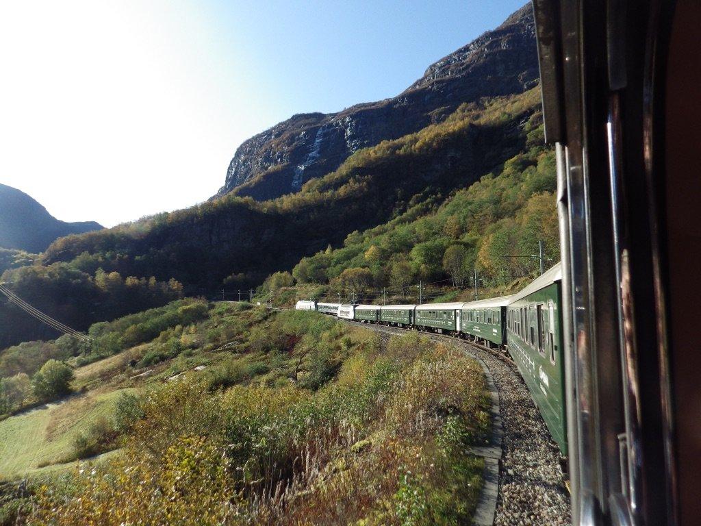 Flam Railway Tour  | Photo taken by Robin W