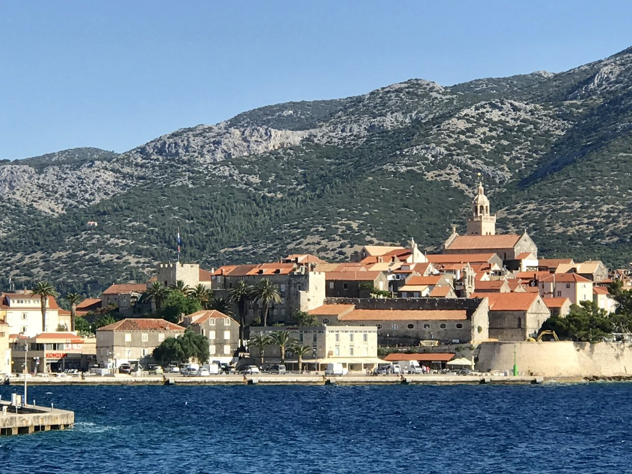 Korcula  | Photo taken by Rosemary L