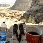 Tea Break | Photo taken by Brad F