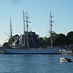 Arrival in Bergen harbour | Photo taken by Roberta R