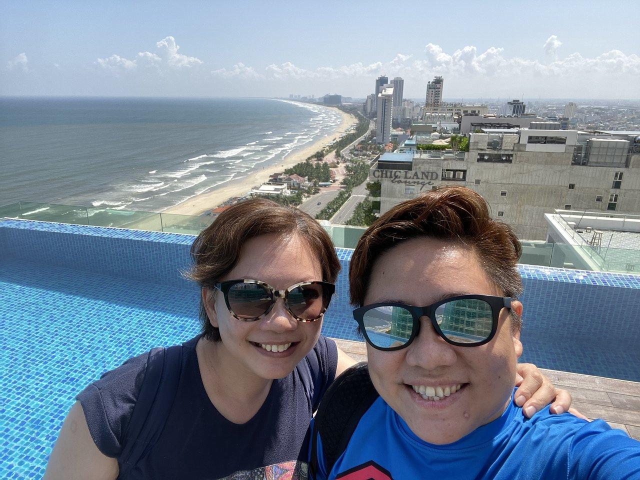 Hello Da Nang!   Photo taken by Su-Lin T