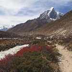 Dingboche-to-Chukkung | Photo taken by Lidia D