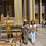 Grand Palace Tour | Photo taken by Rosanne K