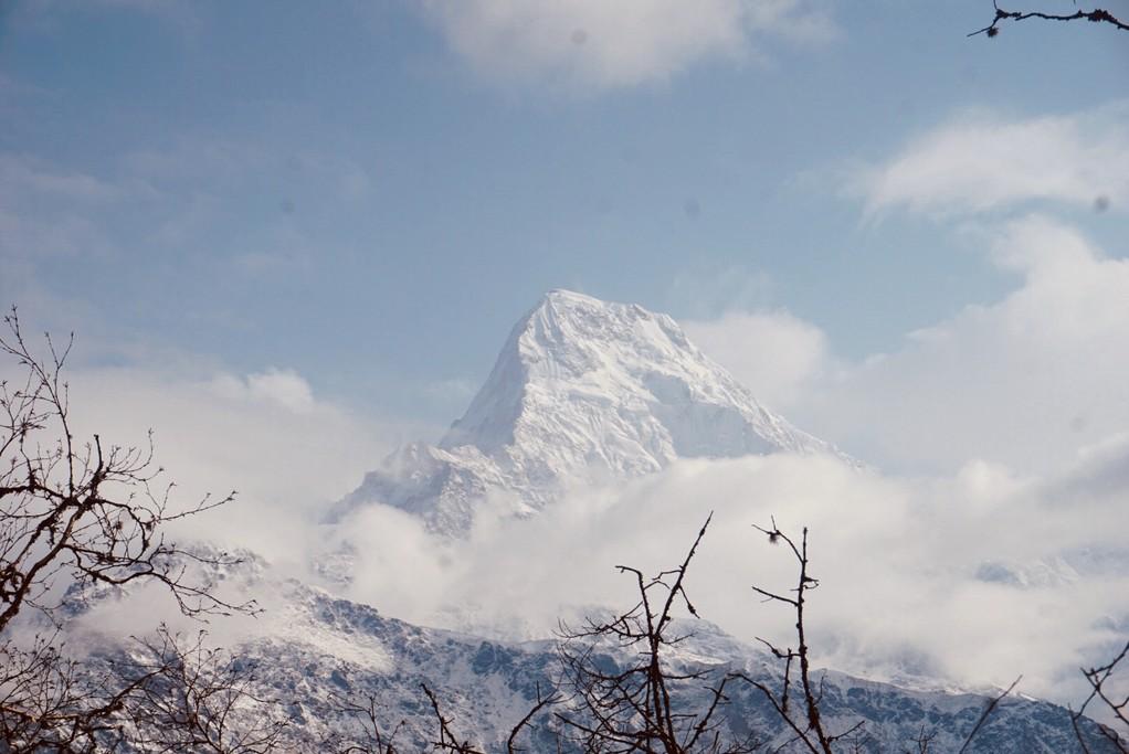 Annapurna South | Photo taken by LeaAnn F