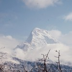 Annapurna South | Photo taken by LeaAnn F