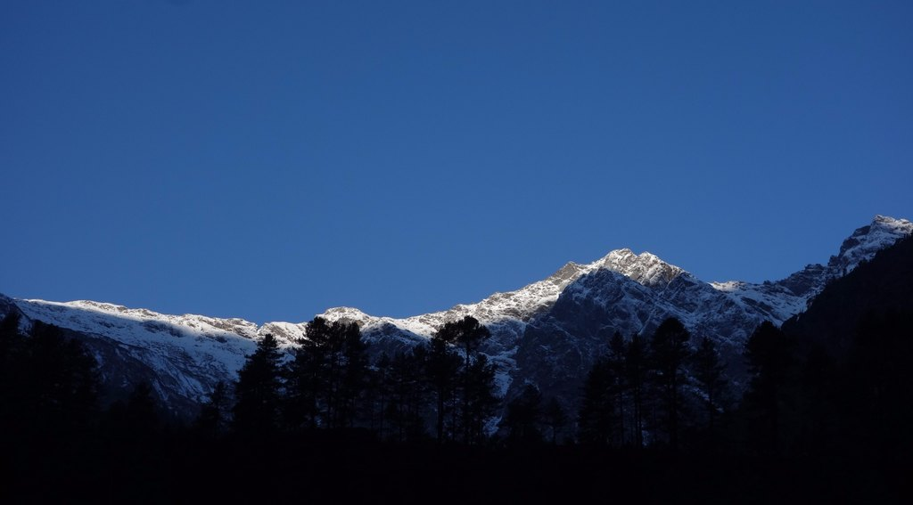 The Himalayas | Photo taken by Dorine H
