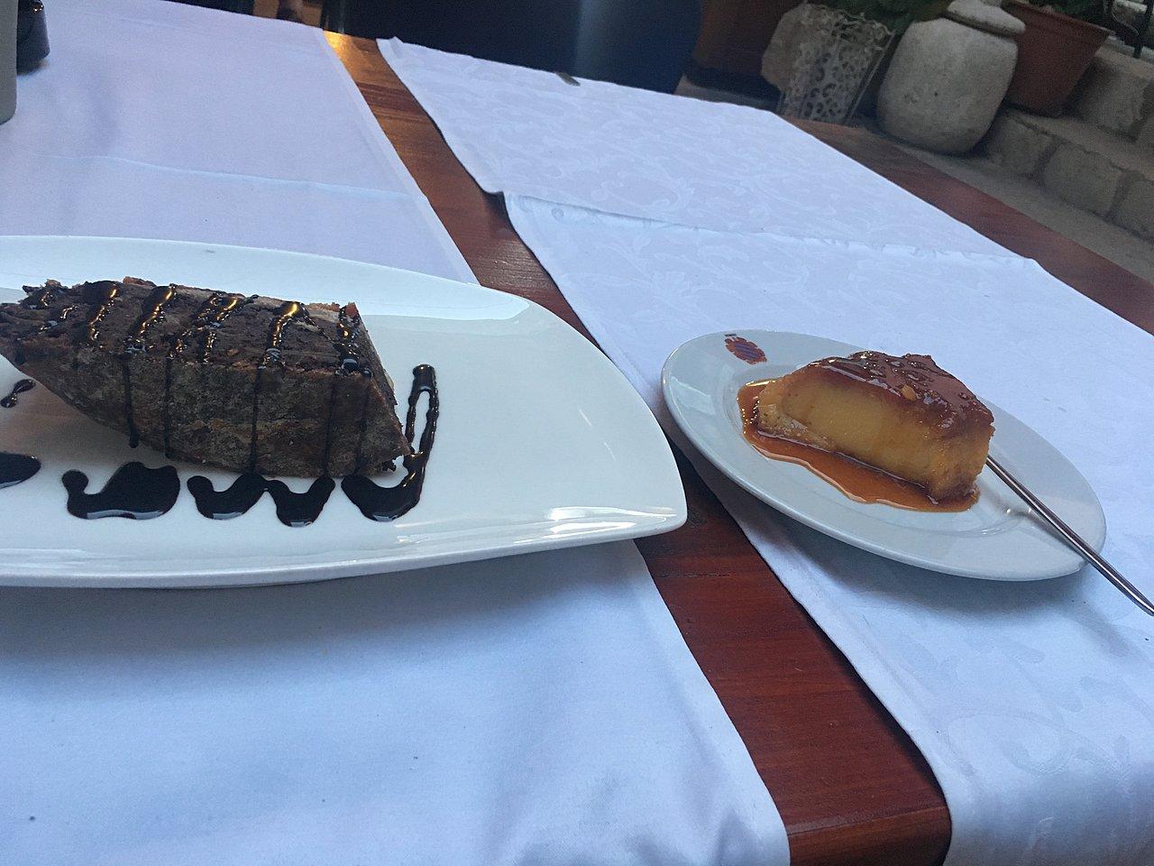dessert time | Photo taken by Emilia S