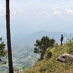 Day 1: Nagarkot to Dhulikhel views | Photo taken by Vidushi G