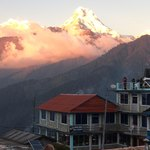 Dhaulagiri | Photo taken by andrew rohrbacher